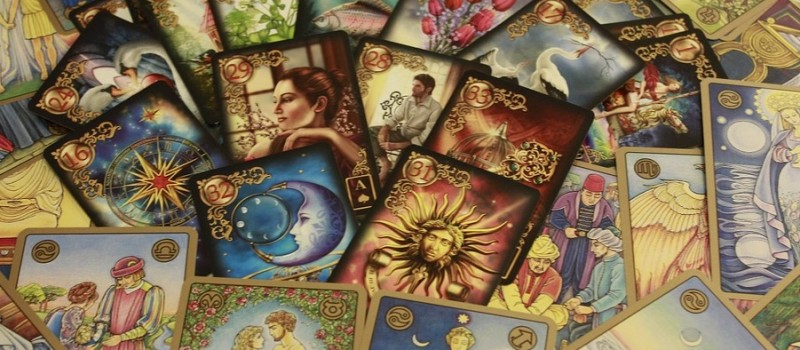 most common tarot cards